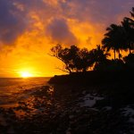 The sunsets are a thing of beauty in Samoa (2)