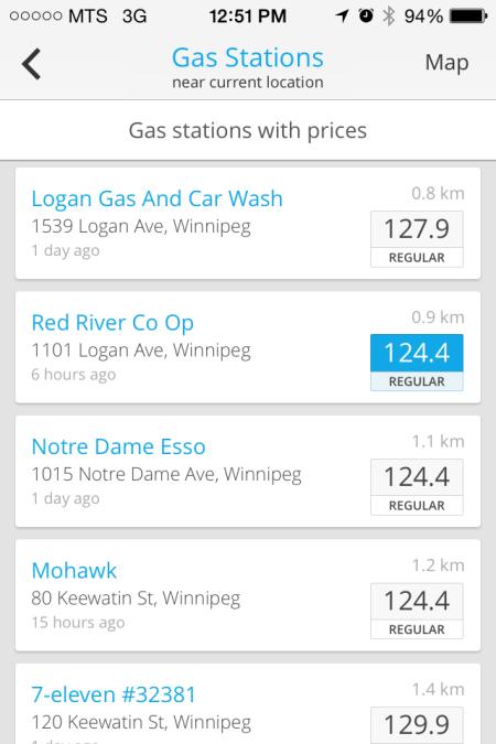 GasStations #NewYPApp