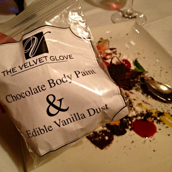 Velvet Glove Treat
