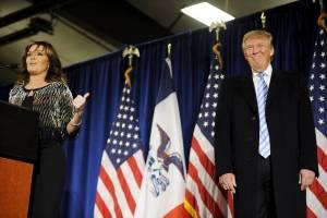 Sarah Palin & Donald Trump