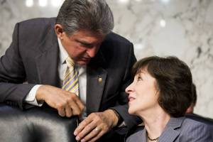 Senators Joe Manchin and Susan Collins