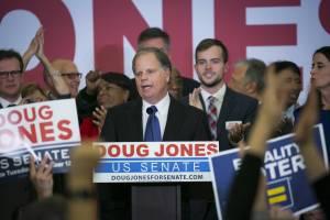 Senator-elect Doug Jones