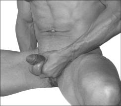 Penis Exercise Internal Stretch 1