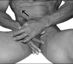Side Jelq Penis Exercise 1