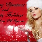 Merry Christmas and Happy Holidays from PEGym.com