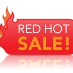 Red Hot Deals in February