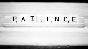 patience penis enlargement