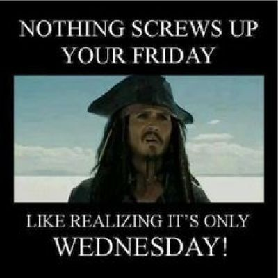 jack sparrow hump day meme - Hump Day Funnies