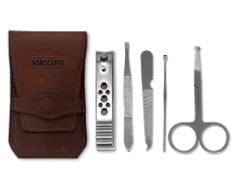 manscaped nail kit grooming manscaping