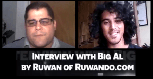 Big Al MaleEnhancementCoach mecoach Ruwan Ruwando Male Enhancement Interview