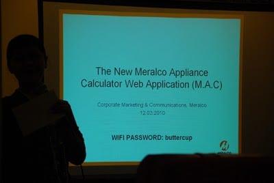 Meralco appliance calculator | filipino escribbles.