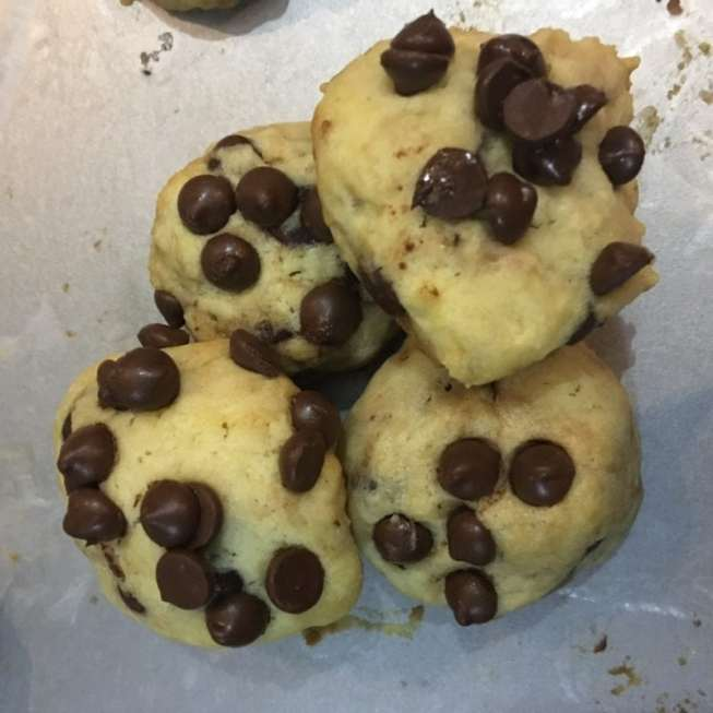 Sugar Blend Chocolate Chip Cookies Recipe