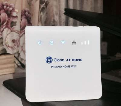 Globe Prepaid Home Wifi Quick & Easy Installation