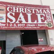 Hallmark Christmas Warehouse Sale Pasig 2017