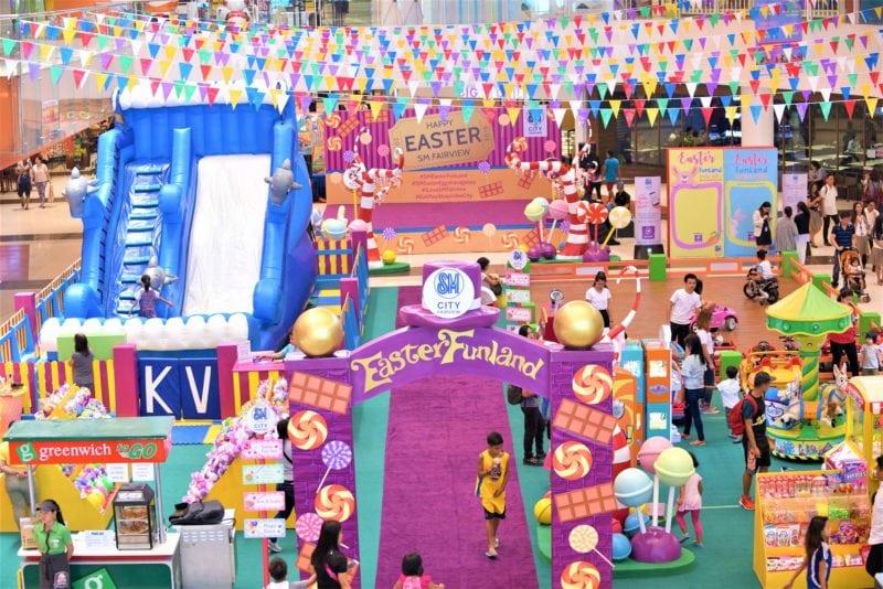 SM Supermalls Easter Events 2018