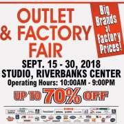 Riverbanks Center Outlet and Factory Fair