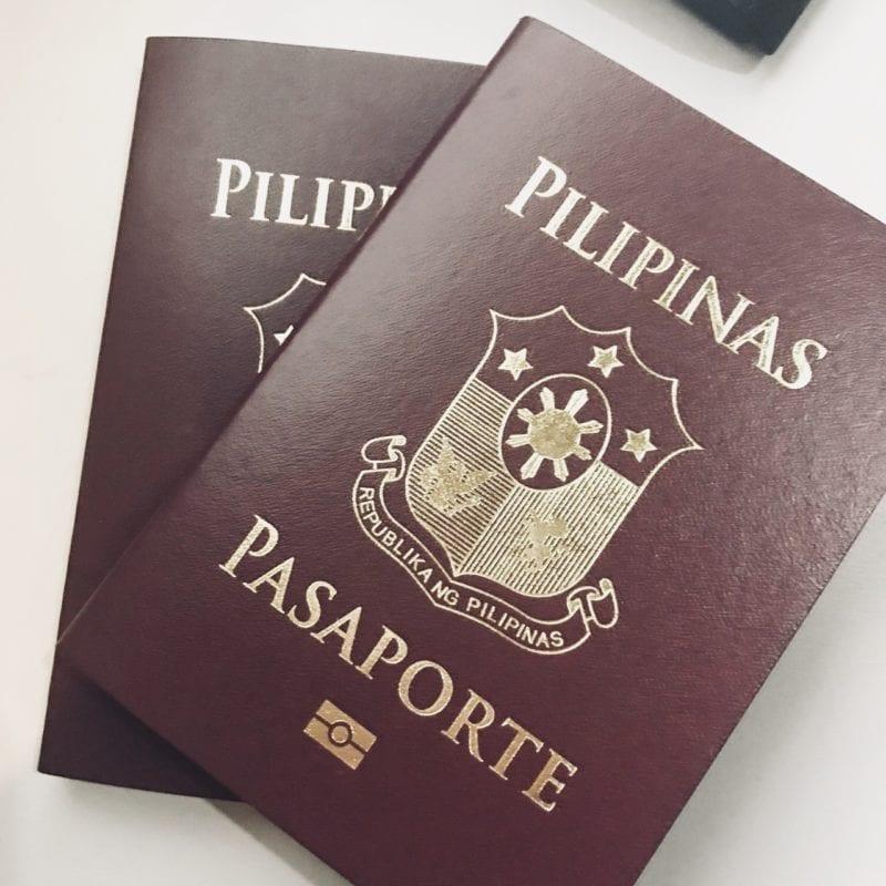 Walk In Passport Application DFA