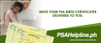 PSA Birth Certificate Delivery Service