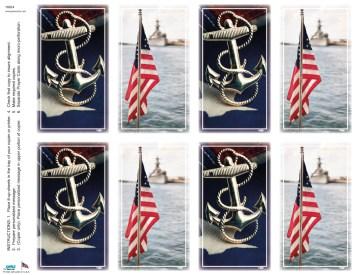 U S  Army Premium 8-up Prayer Cards – Peka Memorial Cards