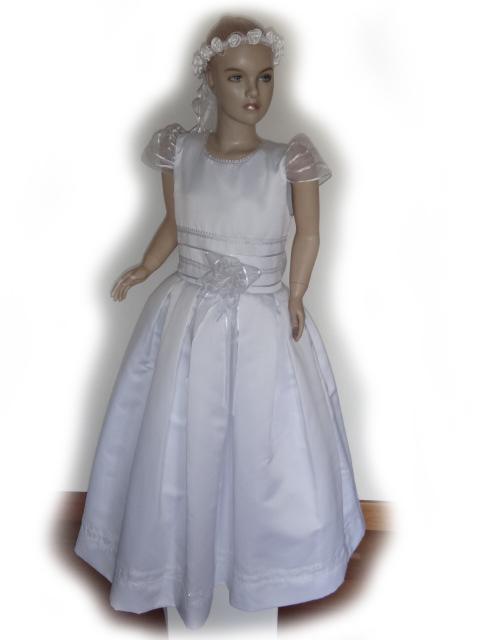 c861b6650 Vestidos de Primera Comunión - Pekes   Chikis
