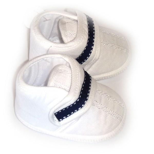 zapatos tela bebe
