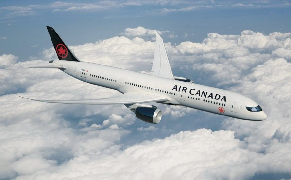 Air Canada Air Canada Unveils New Livery Inspired by Canada