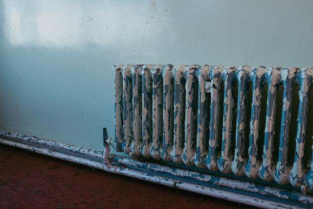 výměna radiátoru