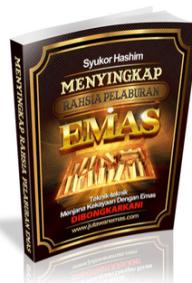 E-Book Menyingkap Rahsia Pelaburan Emas