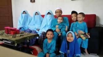 Suhaimee dan keluarga