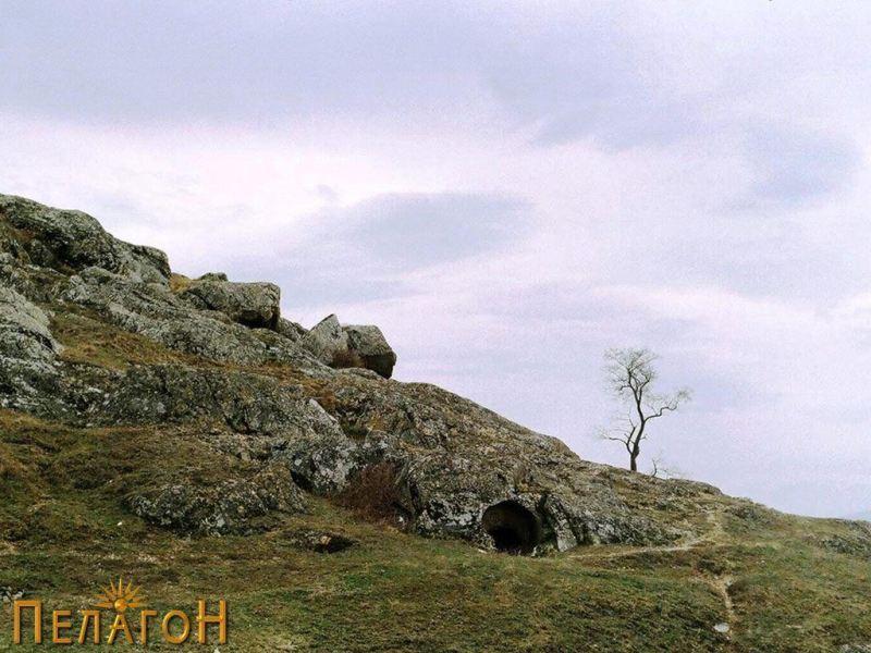 Локалитетот Мечкина Дупка