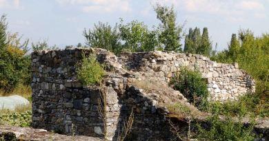 Портата со кула - одблиску