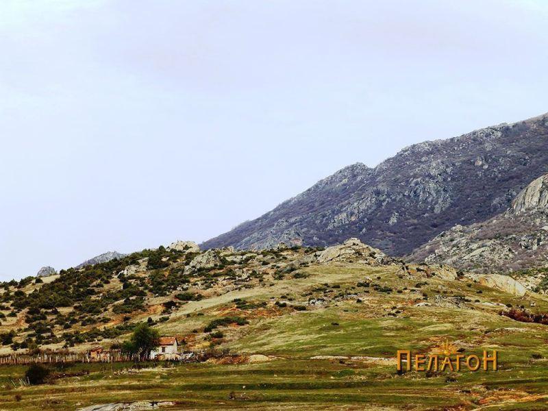 Врапчалник - Селце, Прилепско - од југозапад