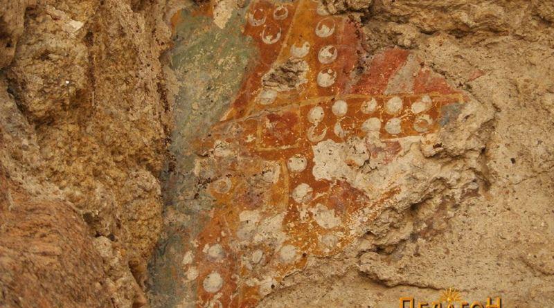 Мал фрагмент на северниот ѕид 3