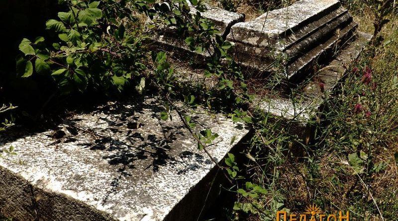 Мермерни елементи од стара градба