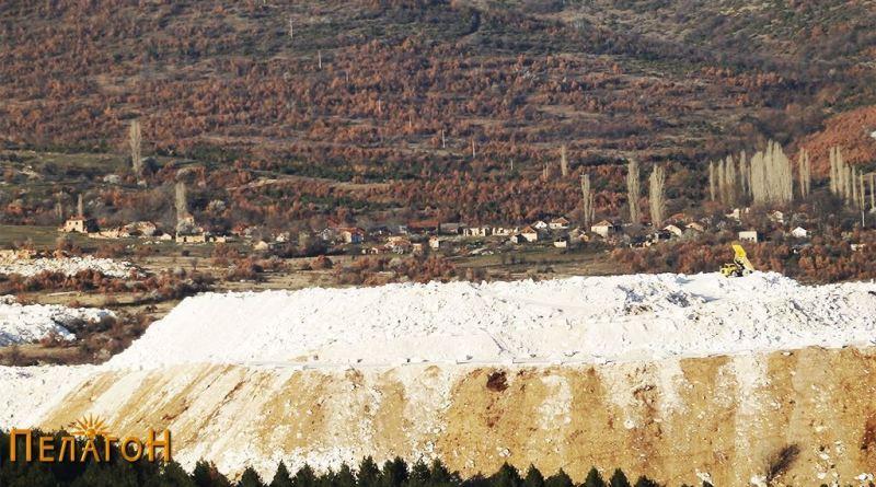 Јаловината и селото Нов Присад 2