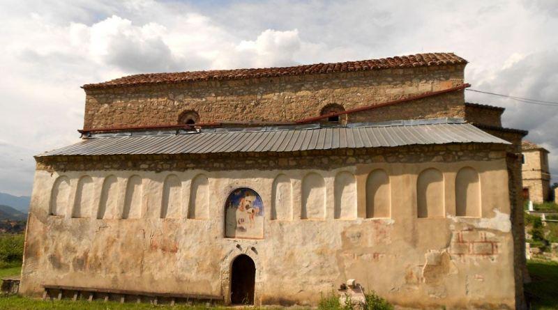 Јужниот ѕид спо живописот