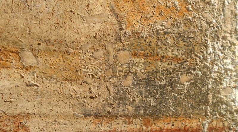 Остаток од живописот на јужниот ѕид 5