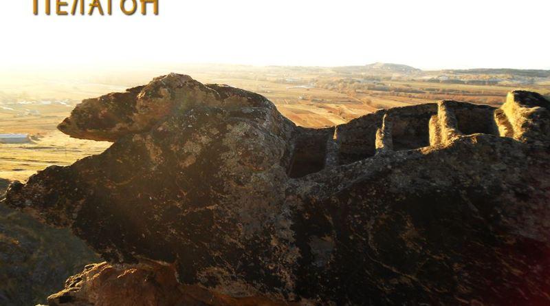 """""""Главата"""" на карпата со некропола"""