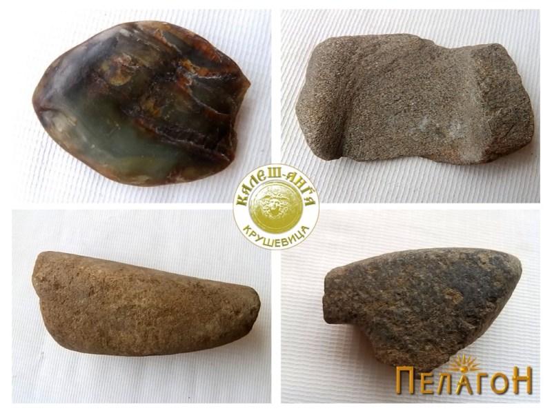 """Археолошки предмети од околината на """"Слонот"""""""