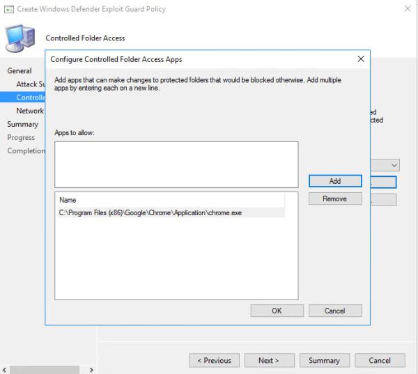 Deploy Windows Defender Exploit Guard Using SCCM