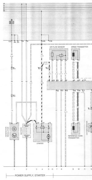 Pelican Parts: Porsche 924944 Electrical Diagrams
