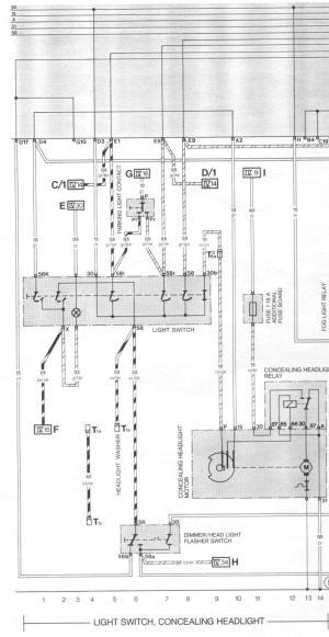 Pelican Parts: Porsche 924944 Electrical Diagrams