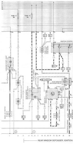 seat belt warning relay?  Pelican Parts Technical BBS