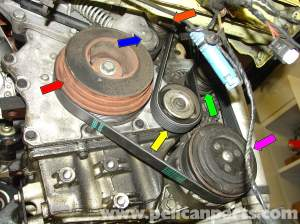 Pelican Technical Article: MINI Cooper  Serpentine Belt Replacement