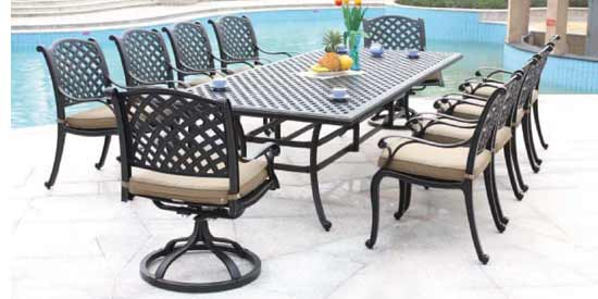 outdoor furniture by dwl new
