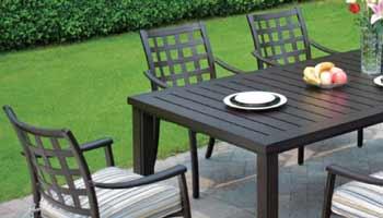 hanamint stratford patio set
