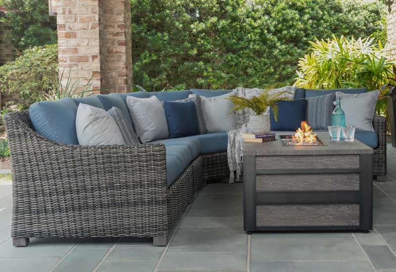 outdoor patio furniture by ebel