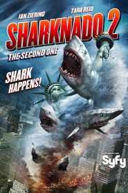 Sharknado 2: El regreso