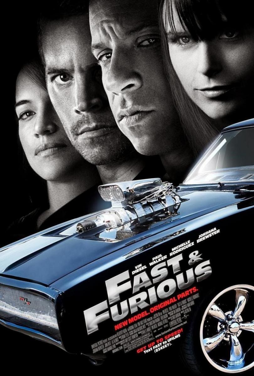 RAPIDO Y FURIOSO 4 - Fast and Furious 4 (Fast and Furious) - Pelicula Online