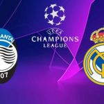 ATLANTA vs REAL MADRID – UEFA CHAMPIONS LEAGUE OCTAVOS DE FINAL 2021